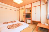 和室8.5畳 禁煙間 素泊り ◇ 3名様用 【Wi-Fi ,LAN完備】