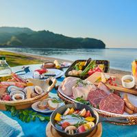【2020年7月 New Open】伊勢志摩で海辺に一番近いビーチグランピング 上質で贅沢なBBQ