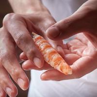 【鮨会席 特上】握りは伊勢エビを含む全10貫/前菜、お造りや焼き魚、デザートを含む会席コース