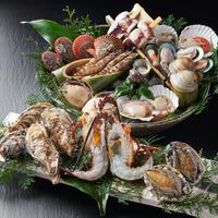 【期間限定★伊勢海老BBQコース&朝食付】伊勢海老、鮑(あわび)、岩牡蠣などの最高級の海鮮BBQ!