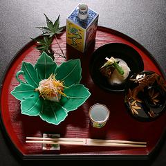 【夕食のみ】【早得】南禅寺名物の湯豆腐と京料理を満喫≪みにかいせきプラン≫