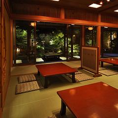 【グループ限定】【夕食のみ】京都ならではの湯葉しゃぶと京料理を満喫≪ゆばかいせきプラン≫