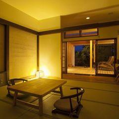 露天風呂付客室(10畳)