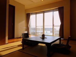 港側和室 8畳 トイレ付き 【2010年リニューアル】