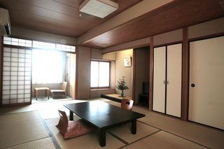 部屋風呂付和室10畳【朝食付き】