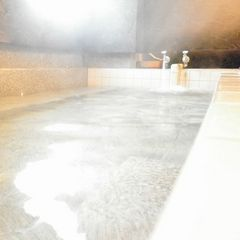 【朝食付】天然温泉『中村温泉』チケット付きプラン☆徒歩4分の最寄の温泉!★1Fセブンイレブン◎