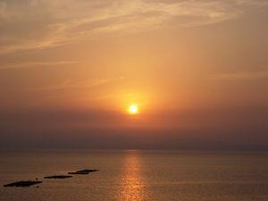 事前カード【平日限定24時間ステイ】海が見える露天風呂付きツインルーム朝食サービス付♪