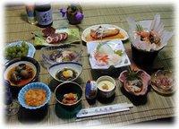 あわびコース☆生ウニやアワビを使った奥尻料理を堪能