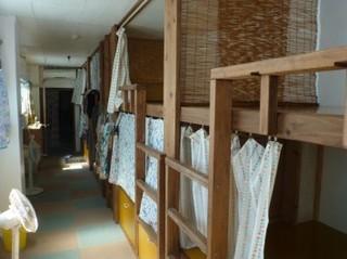 3階 女性専用ドミトリー(相部屋)8人部屋