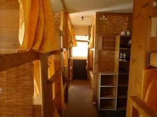2階 男性専用ドミトリー(相部屋)10人部屋