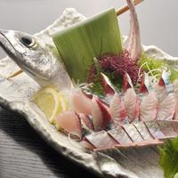 【期間限定】4名以上でQサバの活造り付き 9180円〜※イカなしです!2食付き グループ歓迎プラン