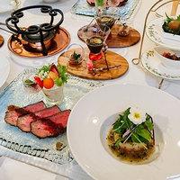 【スタンダード】1泊2食付き★献立はおまかせ!彩り鮮やかな和洋折衷のお料理を愉しむ♪