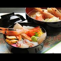 《リーズナブル》寺泊名物ばんや汁と海鮮丼でお得に泊まろう♪疲れた体には2種類の天然100%温泉!