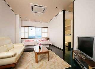 ビューバス付洋室ツインPremium Room【招月】
