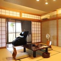 本館1階【なよ竹】10畳和室/縁側,洗面,トイレ付(禁煙)