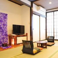本館2階【観月】7.5畳和室/洗面,シャワートイレ付(禁煙)