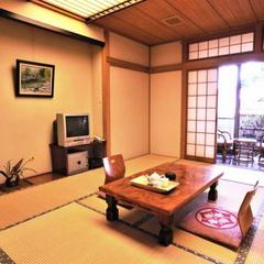 【竹姫】1階10畳和室/縁側・洗面・バス・シャワートイレ付
