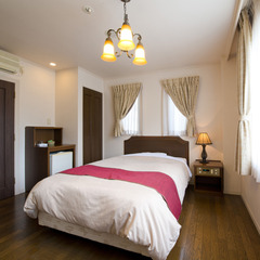 【シングル】ゆったりとしたスペースに明るいお部屋をご提供。
