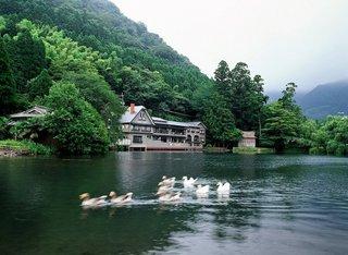 ペンション金鱗湖豊の国