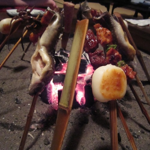 ◆平日限定◆串焼きコース+飲み放題プラン