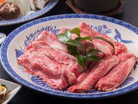 【楽天スーパーSALE】5%OFF但馬牛しゃぶしゃぶ×すき焼き2つの鍋で食べ比べ+カーボン焼肉