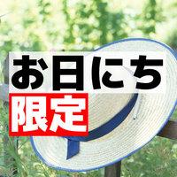 ≪7/1〜7/22≫見つけたらラッキー★お試し宿泊サービスプラン◆朝食付◆
