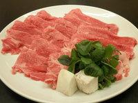 【肉肉肉極上肉】すき焼きプラン【熊野牛】