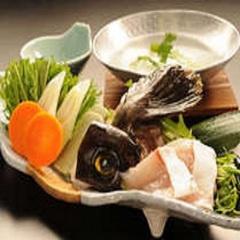 【小鍋】九絵会席を初めて食べるあなたのために【お造り】