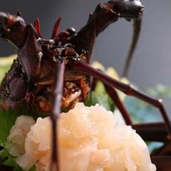 白浜の食の三冠王【クエ・鮑・伊勢海老】豪華食材を贅沢に・・・<露天風呂付客室>