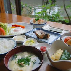 【貸切風呂確約★】 手作りの和朝食 懐かしい母の味を朝からチャージ♪<朝食付>
