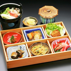 【美味旬旅】地元の野菜や食材を楽しめる和食『ごきらく膳』プラン【1泊2食】