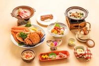 【レストラン食】☆豪華蟹三種盛り合わせ付き御膳☆カニカニ大作戦☆【海側 和室】