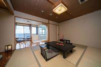 ■東海亭■リニューアル展望風呂付き客室
