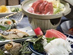 【1泊2食付】海の幸を満喫プラン☆