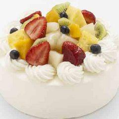 【記念日物語☆ケーキ付】大切なお祝いにアニバーサリーケーキ付 (^^♪
