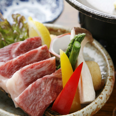 【A5等級白老牛/お食事処】最高ランクのじゅわ〜っと肉汁!<白老牛ステーキ付♪>【美味旬旅】