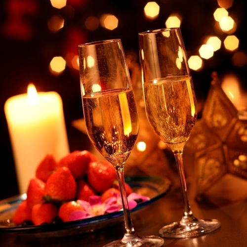 【楽パック】Marriott Luxury Stay  イチゴ&シャンパン付