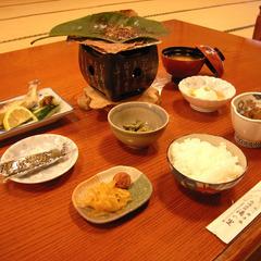 【けーちゃん】プラン★1泊2食〜郷土料理に舌鼓