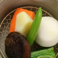 【ヘルシー】野菜がたっぷり 美食ヘルシー創作懐石『小町』