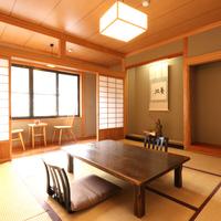 個室で食事 和室8畳+広縁