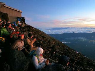 ≪素泊りプラン≫ 世界文化遺産の富士山にトライ!7月1日〜8月下旬がメインです。