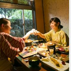 【日本の宿アワード2019】選べる女子プラン♪♪女子懐石料理☆色浴衣+下駄付き☆