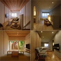 温泉付客室「離れ をりから」+和洋の朝食・夕食の組合せはお好みで!貸切風呂付!