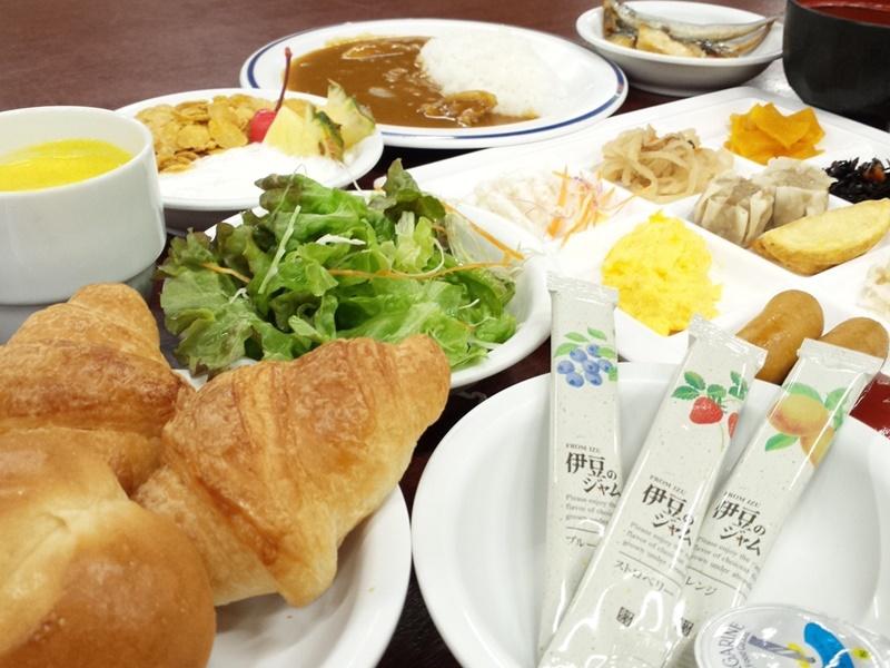 ◆【伊東園ホテルズ 南国ホテル】お手軽朝食つきプラン♪「現金特価」