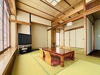 【本館】特別室 和洋室タイプ オーシャンビューのお部屋