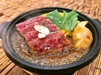 『里見伏姫牛ステーキ』付きプラン♪ 1泊2食バイキングプラン(90分飲み放題)