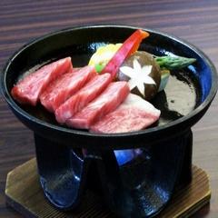 【楽天スーパーSALE】10%OFF【料理長イチオシ】「島根和牛鉄板焼」付き会席【3密回避】