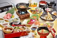 料理長・戎(えびす)祥成が旬の厳選食材で真心を込めて作りあげます!!『ゑびすプラン』