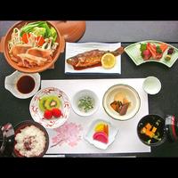 【2食付スタンダード】季節料理と源泉かけ流し100%の温泉<湯元温泉バス停目の前!>
