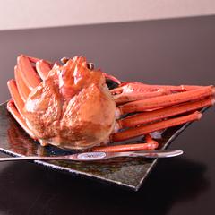 【夕食はお部屋食】日本海の幸を堪能★ゆったりお部屋で寛ぐ2食付プラン
